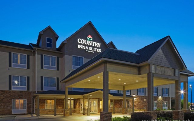Отель Country Inn & Suites By Radisson, Meridian, Ms вид на фасад