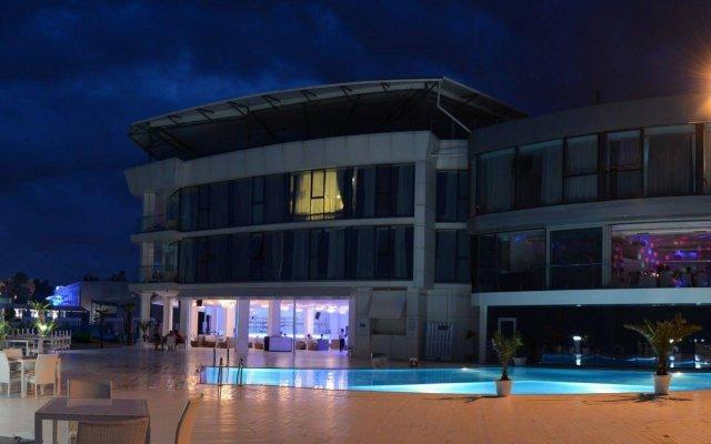 Boutique Hotel Portofino вид на фасад