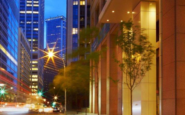Отель Andaz Wall Street - A Hyatt Hotel США, Нью-Йорк - отзывы, цены и фото номеров - забронировать отель Andaz Wall Street - A Hyatt Hotel онлайн вид на фасад
