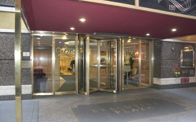 Executive Plaza At Rockefeller Center