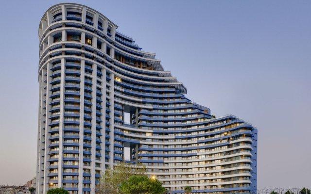 Radisson Blu Hotel Istanbul Ottomare вид на фасад