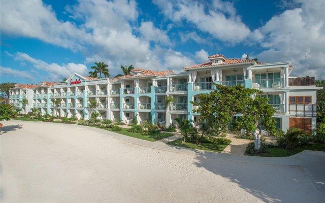 Отель Sandals Montego Bay - All Inclusive - Couples Only вид на фасад
