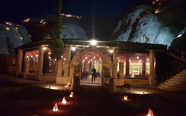 Отель Little Petra Bedouin Camp Иордания, Петра - отзывы, цены и фото номеров - забронировать отель Little Petra Bedouin Camp онлайн вид на фасад