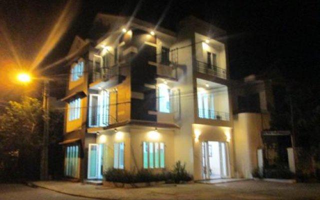 Отель Thien An Homestay Хойан вид на фасад