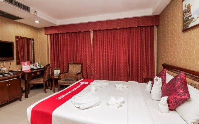 Отель Nida Rooms Nana Soi 3 Night Bazar Бангкок комната для гостей
