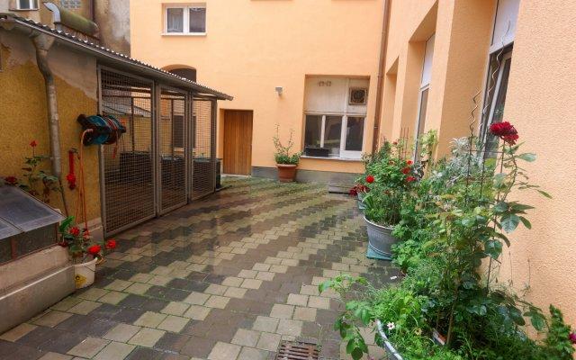 Отель PrivatHotel Probst Германия, Нюрнберг - отзывы, цены и фото номеров - забронировать отель PrivatHotel Probst онлайн вид на фасад