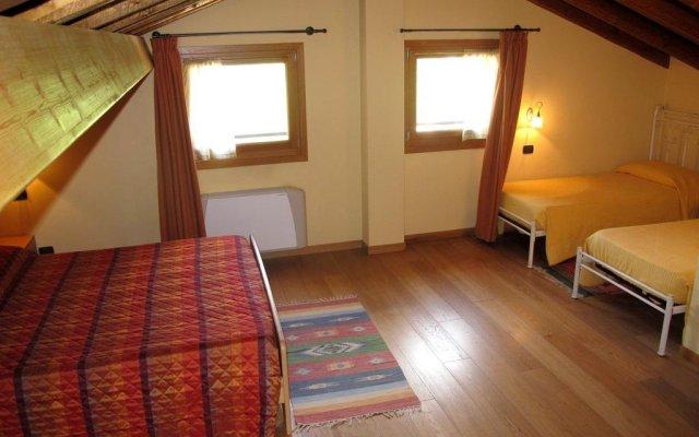 Отель La Casa Vecchia Вальдоббьадене комната для гостей