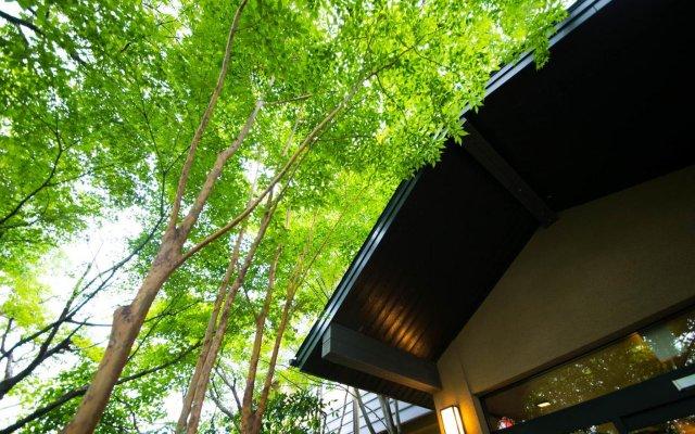 Отель Yunosato Hayama Япония, Беппу - отзывы, цены и фото номеров - забронировать отель Yunosato Hayama онлайн вид на фасад