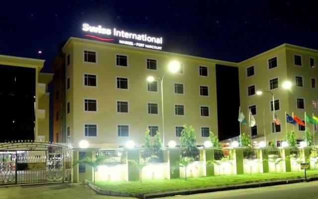 Отель Swiss International Mabisel-Port Harcourt вид на фасад
