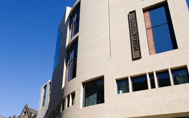 Отель Radisson Collection Hotel, Royal Mile Edinburgh Великобритания, Эдинбург - отзывы, цены и фото номеров - забронировать отель Radisson Collection Hotel, Royal Mile Edinburgh онлайн вид на фасад