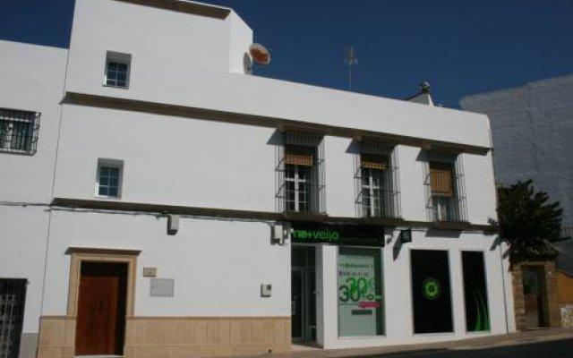Отель El Rincón de Isabel Испания, Кониль-де-ла-Фронтера - отзывы, цены и фото номеров - забронировать отель El Rincón de Isabel онлайн вид на фасад