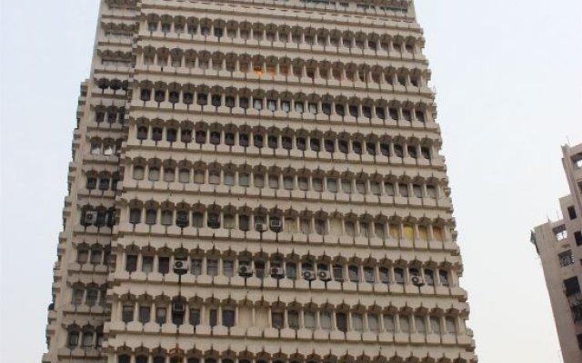 The Hans Hotel New Delhi вид на фасад