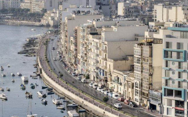 Отель Argento Мальта, Сан Джулианс - отзывы, цены и фото номеров - забронировать отель Argento онлайн вид на фасад