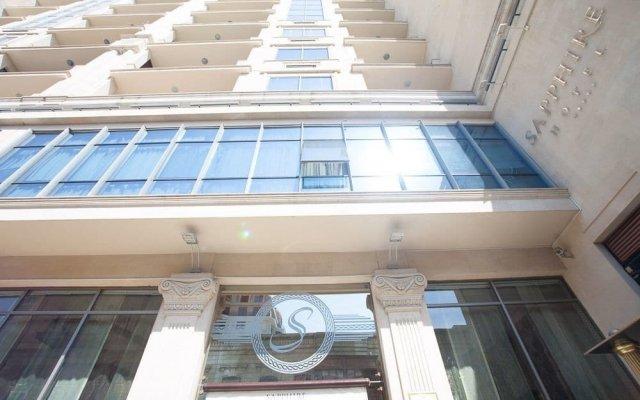 Отель Sapphire Азербайджан, Баку - 2 отзыва об отеле, цены и фото номеров - забронировать отель Sapphire онлайн вид на фасад
