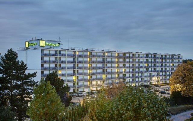Отель Holiday Inn Brussels Airport вид на фасад