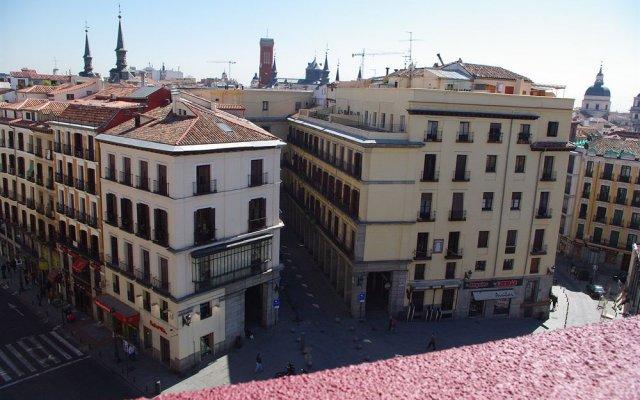 Отель Petit Palace Mayor Plaza Испания, Мадрид - 1 отзыв об отеле, цены и фото номеров - забронировать отель Petit Palace Mayor Plaza онлайн вид на фасад