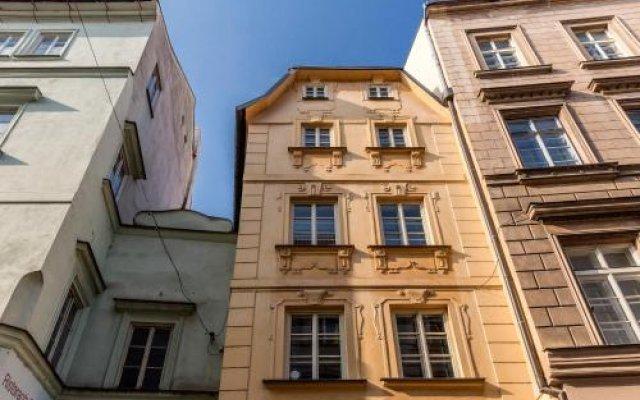 Отель FanTom Home Чехия, Прага - отзывы, цены и фото номеров - забронировать отель FanTom Home онлайн вид на фасад