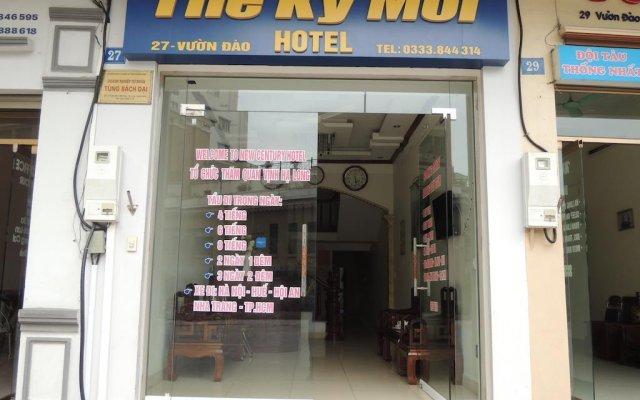 The Ky Moi Hotel вид на фасад