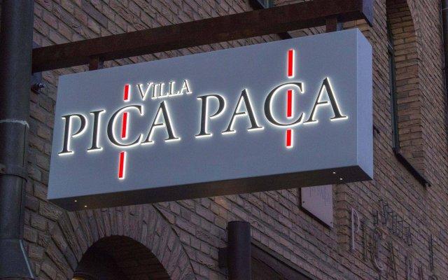 Отель Villa Pica Paca - Old Town Польша, Гданьск - 1 отзыв об отеле, цены и фото номеров - забронировать отель Villa Pica Paca - Old Town онлайн вид на фасад