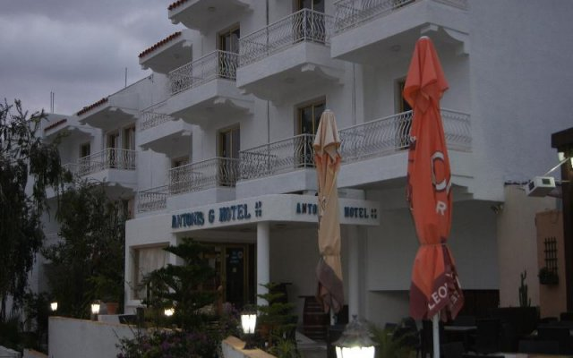 Antonis G. Hotel Apartments