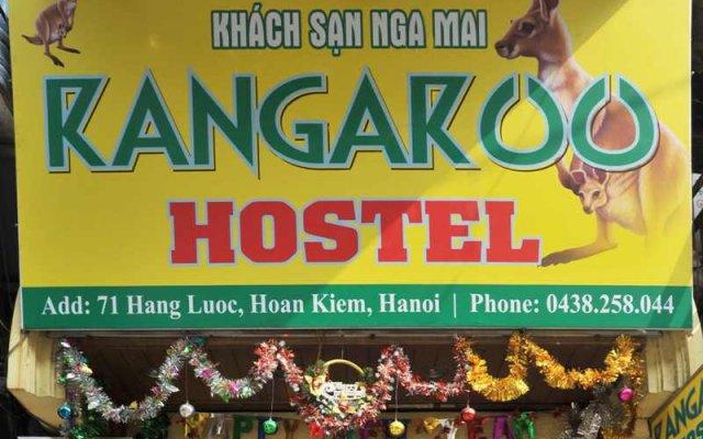 Отель Kangaroo Hostel Вьетнам, Ханой - отзывы, цены и фото номеров - забронировать отель Kangaroo Hostel онлайн вид на фасад