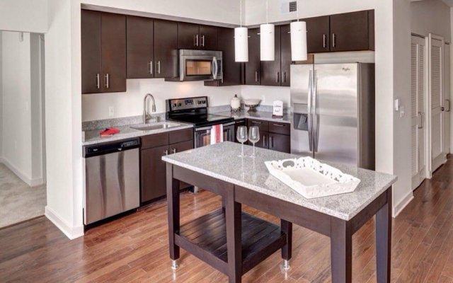 Отель Bainbridge Bethesda Apartments США, Бетесда - отзывы, цены и фото номеров - забронировать отель Bainbridge Bethesda Apartments онлайн