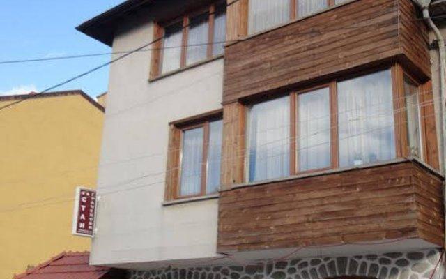 Отель Guest House Grachenovi вид на фасад