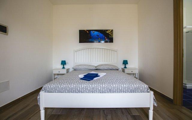 Отель B&B Il Faro Сиракуза комната для гостей
