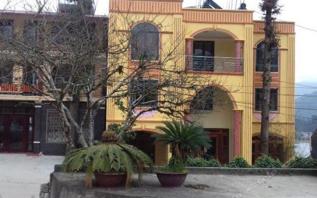 Sapa Paramount Hotel вид на фасад
