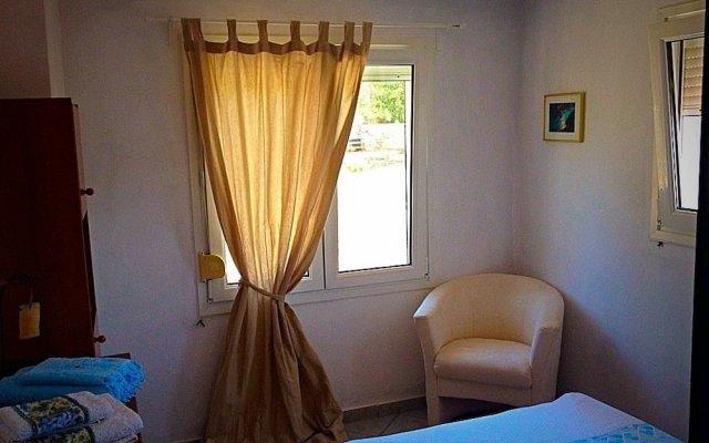 Отель Frontbeach Maisonette Ситония комната для гостей