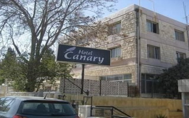 Canary Hotel вид на фасад