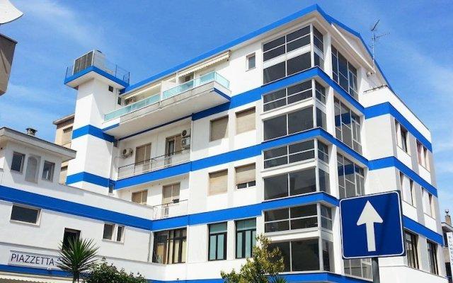 Отель BluRelda Ristorante Италия, Сильви - отзывы, цены и фото номеров - забронировать отель BluRelda Ristorante онлайн вид на фасад