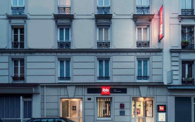 Отель ibis Paris Père Lachaise вид на фасад