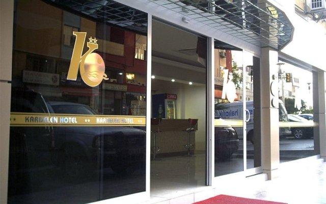 Kardelen Hotel Турция, Мерсин - отзывы, цены и фото номеров - забронировать отель Kardelen Hotel онлайн вид на фасад