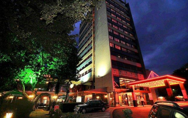 Отель Лайпциг