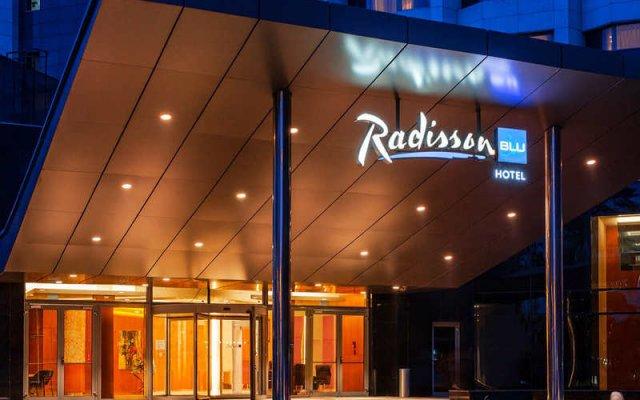 Radisson Blu M'Bamou Palace Hotel