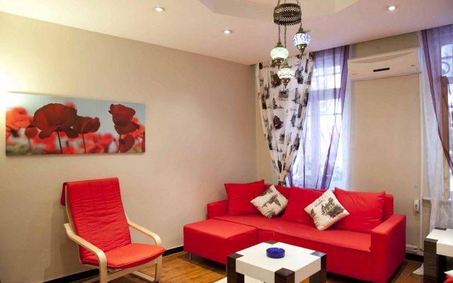Отель Fuar Ev Taksim Galata комната для гостей