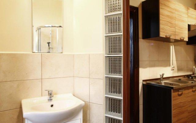 Отель Sopockie Apartamenty Retro Сопот комната для гостей