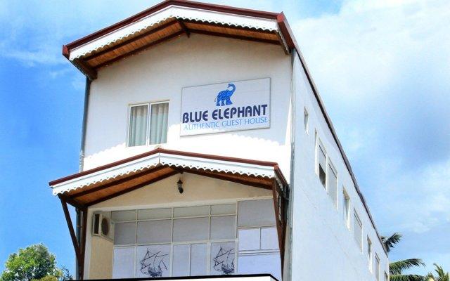 Отель Blue Elephant Guest House вид на фасад