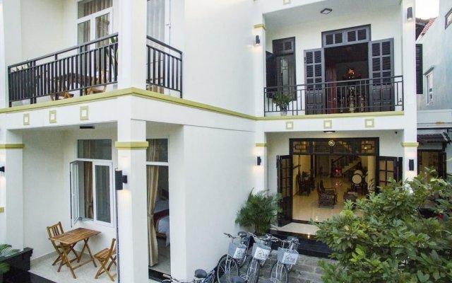 Отель Mi Kha Homestay вид на фасад