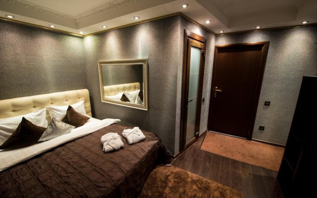 Мини-Отель Bomond комната для гостей