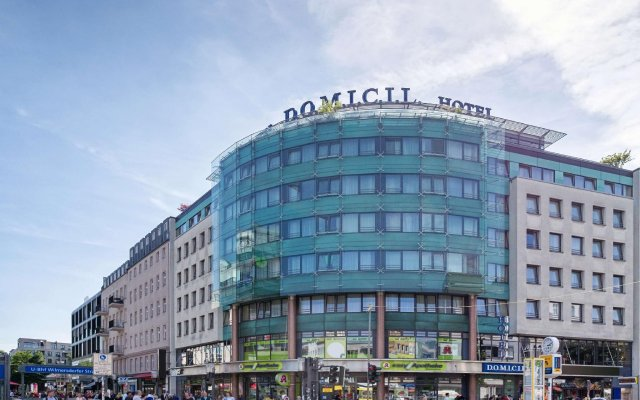 Отель Domicil Berlin By Golden Tulip Берлин вид на фасад