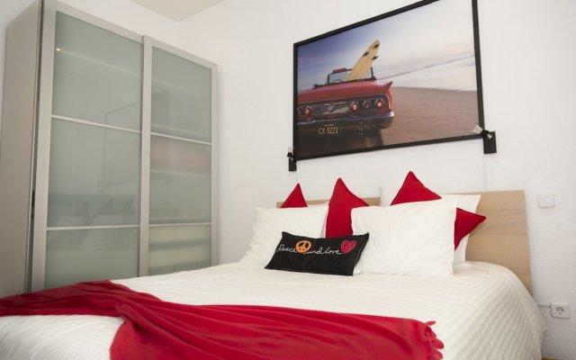 Отель Alaia Oshum Gran Vía комната для гостей