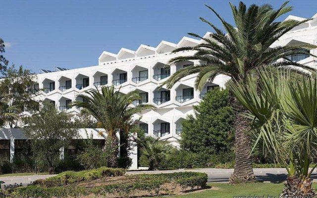 Отель Sentido Phenicia вид на фасад
