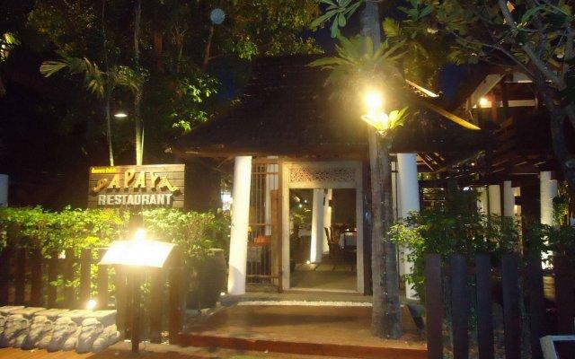 Patong Beach Hotel вид на фасад