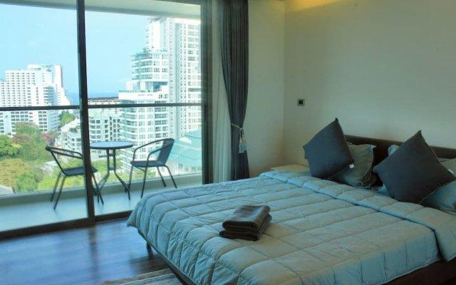 Отель The Peak Towers by Mypattayaholiday Паттайя комната для гостей