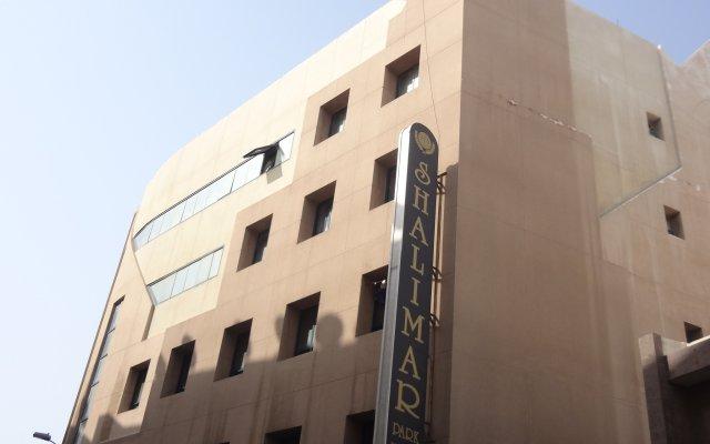 Отель Shalimar Park вид на фасад