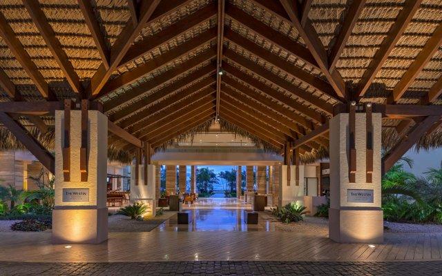 Отель Westin Punta Cana Resort & Club вид на фасад