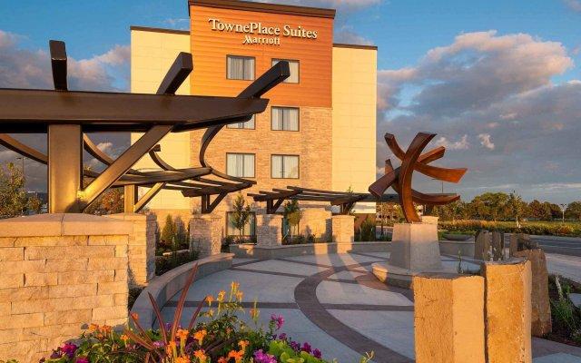 Отель TownePlace Suites Minneapolis near Mall of America США, Блумингтон - отзывы, цены и фото номеров - забронировать отель TownePlace Suites Minneapolis near Mall of America онлайн вид на фасад