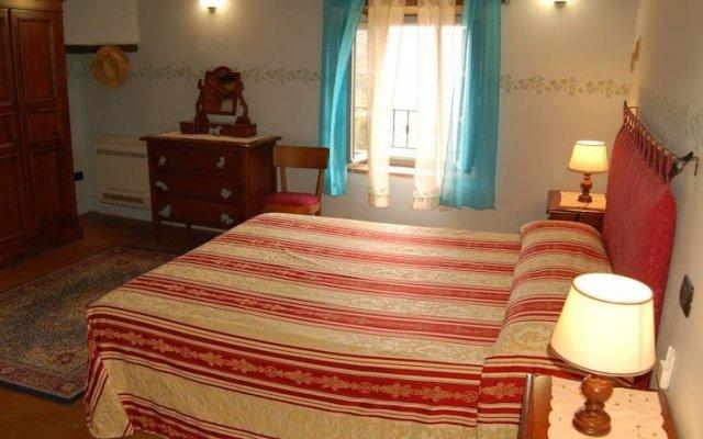 Отель Torre Del Cielo Монтоне комната для гостей